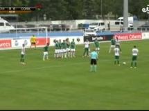Levadia Tallinn 0:2 Cork City