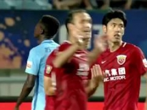 Jiangsu Sunning - Shanghai SIPG 0:1