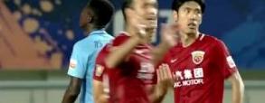 Jiangsu Sunning 0:1 Shanghai SIPG
