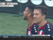 USA 2:1 Ghana