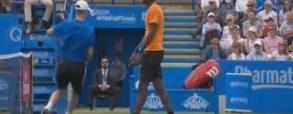 Novak Djoković 2:0 Gael Monfils