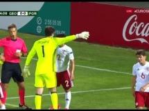 Gruzja U19 0:1 Portugalia U19