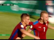 Szwecja U19 1:2 Czechy U19