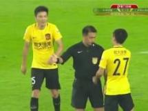 Tianjin Quanjian 4:3 Guangzhou Evergrande