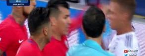 Atak Vidala na Kimmicha w finale Pucharu Konfederacji!