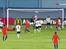 Niemcy U19 1:4 Holandia U19