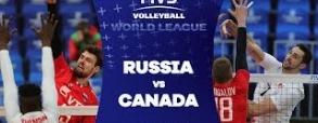 Rosja 0:3 Kanada