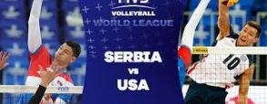 Serbia 1:3 USA