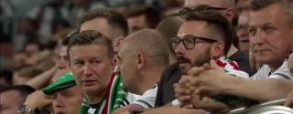 Seria jedenastek z meczu Arka - Legia!
