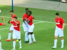 St. Polten 0:3 AS Monaco