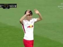 Red Bull Salzburg 4:1 Anderlecht