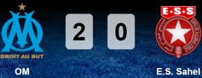 Olympique Marsylia 2:0 Etoile Sportive Sahel