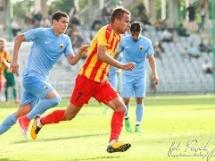 Korona Kielce 0:1 AEK Ateny