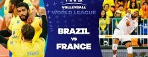 Brazylia 2:3 Francja