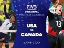 USA 1:3 Kanada