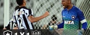 Botafogo 1:1 Atletico Mineiro