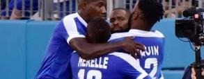 Piękna bramka Langila w meczu z Nikaraguą!