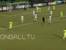 MSK Zilina 1:3 FC Kopenhaga