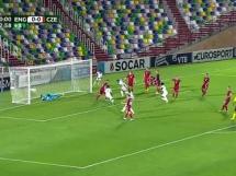 Anglia U19 1:0 Czechy U19