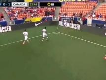 Kostaryka 1:1 Kanada