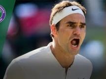 Milos Raonic 0:3 Roger Federer