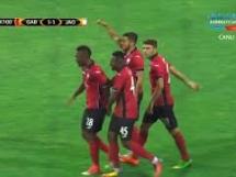 FK Gabala 1:1 Jagiellonia Białystok