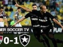Fluminense - Botafogo 0:1