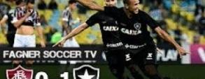 Fluminense 0:1 Botafogo