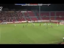 Panionios Ateny 2:0 ND Gorica
