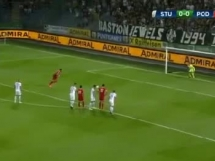 Sturm Graz 0:1 Mladost Podgorica