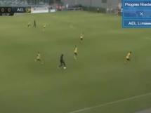 Progres Niedercorn 0:1 AEL Limassol