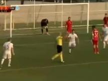 Rabotniczki Skopje 1:1 Dynamo Mińsk