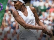 Venus Williams 2:0 Johanna Konta