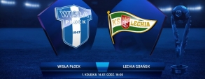 Wisła Płock 0:2 Lechia Gdańsk