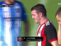 Malaga CF 0:1 Sheffield United