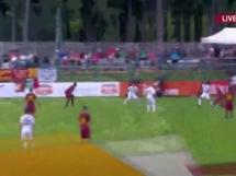 AS Roma 1:0 Slovacko