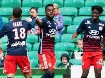 Celtic 0:4 Olympique Lyon