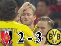 Urawa 2:3 Borussia Dortmund