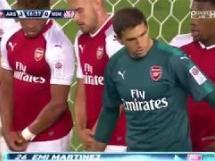 Western Sydney Wanderers 1:3 Arsenal Londyn