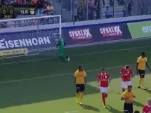 Benfica Lizbona 1:5 Young Boys