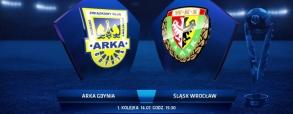 Arka Gdynia 2:0 Śląsk Wrocław