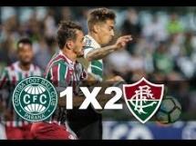 Coritiba - Fluminense 1:2