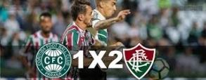 Coritiba 1:2 Fluminense