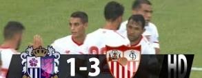 C-Osaka 1:3 Sevilla FC