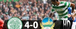 Celtic 4:0 Linfield