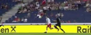 Red Bull Salzburg 3:0 Hibernians
