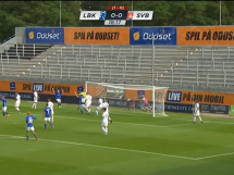 Lyngby Boldklub 2:1 Slovan Bratysława
