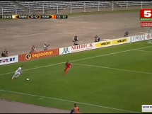 Dynamo Mińsk 3:0 Rabotniczki Skopje
