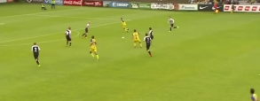 KR Reykjavík 0:2 Maccabi Tel Awiw