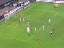 Crvena zvezda Belgrad 2:0 Irtysz Pawłodar